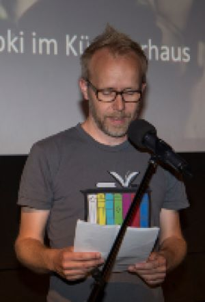 Robert Kayser: Poetry Slamer